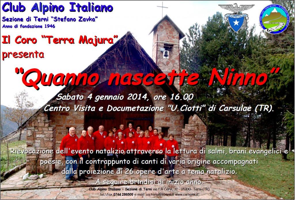 Locandina Quanno nascette Ninno 2014-01-04