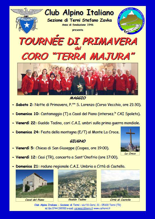 Locandina tournée di Primavera 2015-05-02