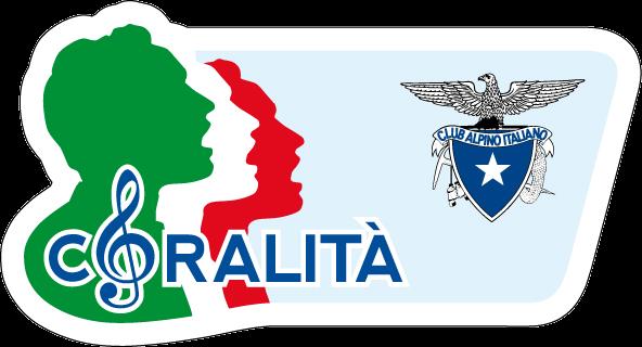 Logo coralità CAI