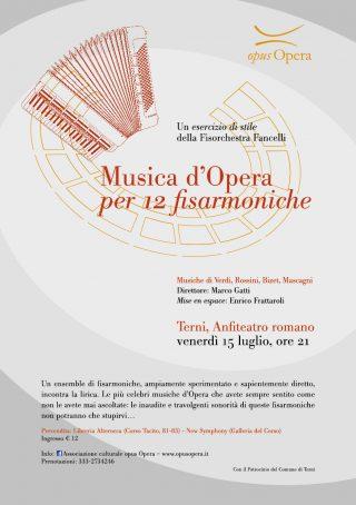 """Concerto Fisorchestra """"Fancelli"""" 15/7/2016"""